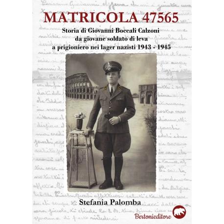 Matricola 47565