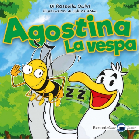 Agostina la vespa