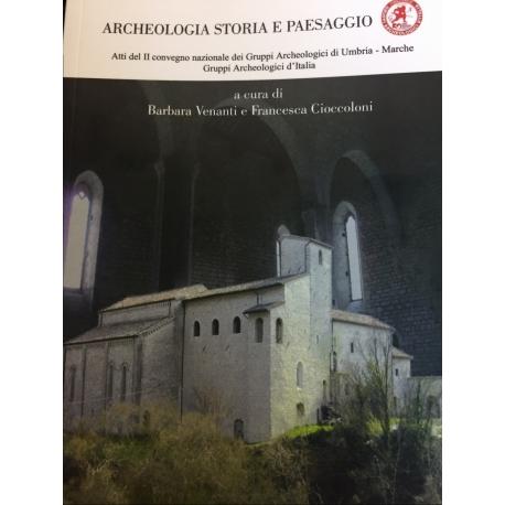 Archeologia Storia e Paesaggio