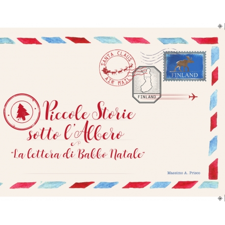Piccole storie sotto l'albero - La lettera di Babbo Natale