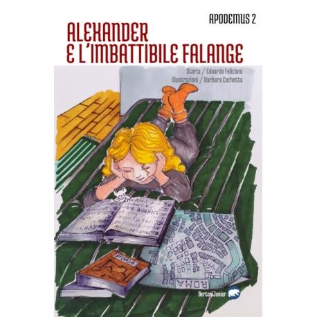 Apodemus, Alexander e l'imbattibile falange